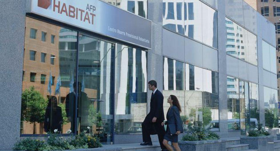 Afiliados a Hábitat podrán ir a otra AFP. (USI)