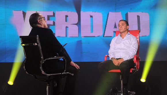 Martínez mencionó que no tendría problemas en ser entrevistado por Gisela. (Difusión)