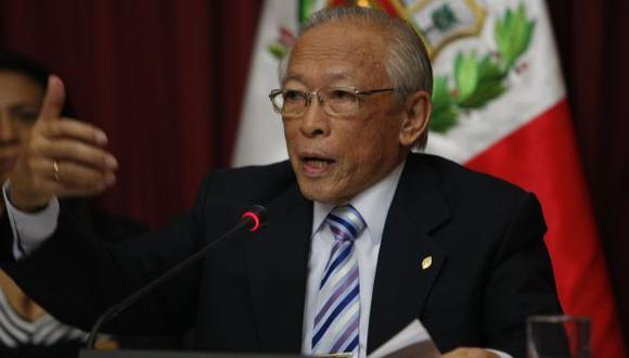 Humberto Lay renunció a la presidencia de la Comisión de Ética del Congreso. (Perú21)