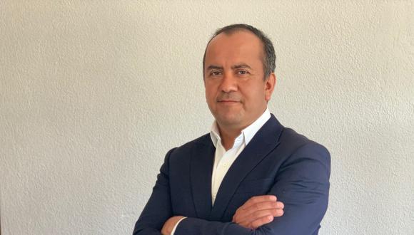 """Juan Pablo Mena: """"Algunas universidades nos han pedido ayuda con la deserción, que en las instituciones privadas ha aumentado 20% o 30%""""."""