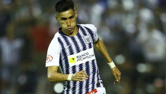 José Manzaneda fue anunciado como refuerzo de Alianza Lima. (Foto: GEC)