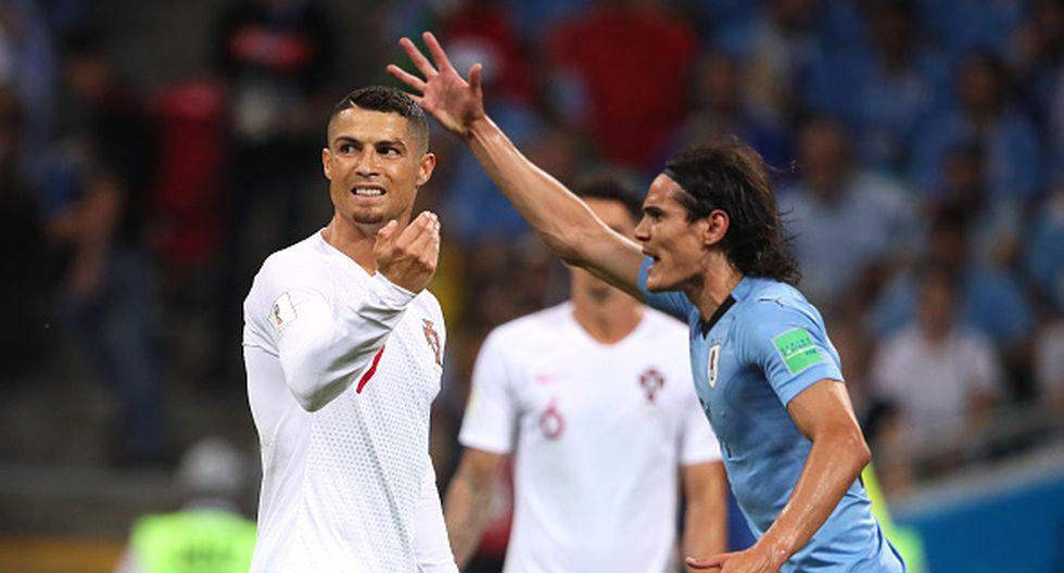 Uruguay disputa ante Portugal el segundo duelo de los octavos de final del Mundial, tras la victoria de Francia sobre Argentina. (GETTY)