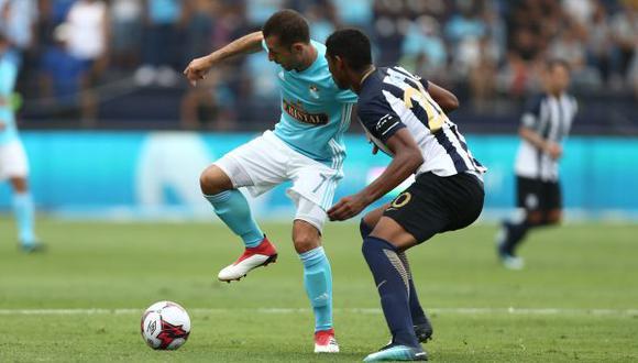 Revive los últimos cinco enfrentamientos entre Alianza Lima y Sporting Cristal. (Foto: Jesús Saucedo / GEC)