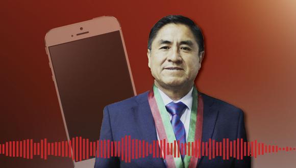César Hinostroza pide iPhone para su hija