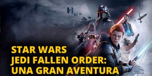 Star Wars Jedi Fallen Order: Una gran aventura [VIDEO]