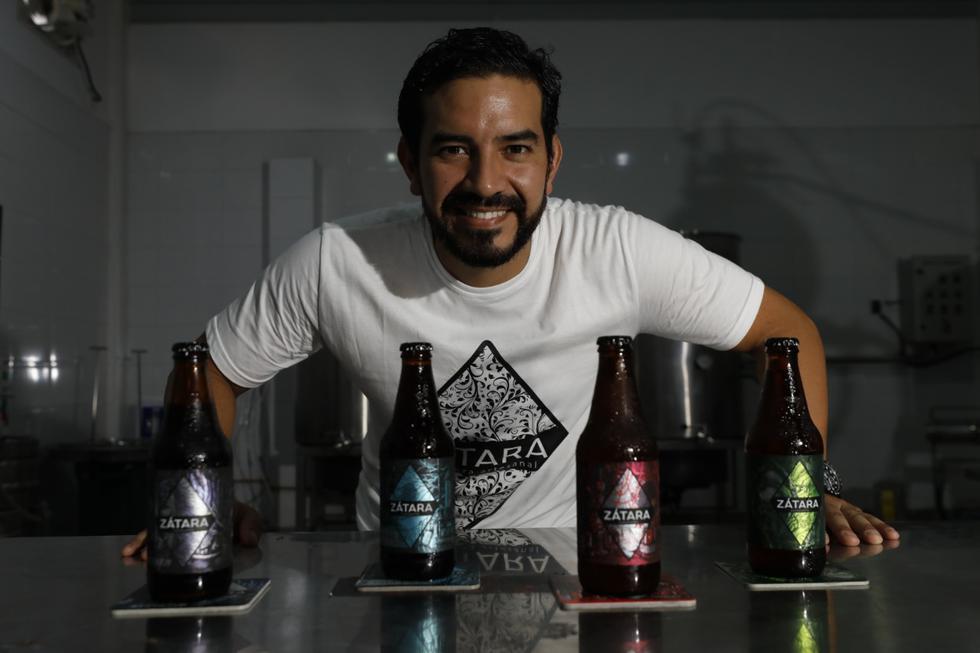 Dejó su trabajo y apostó en grande para hacer su propio negocio de cervezas artesanales. (Piko Tamashiro/GEC)