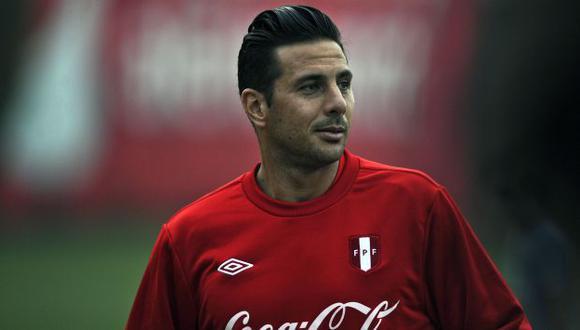 Pizarro jugará ante Corea. (AFP)