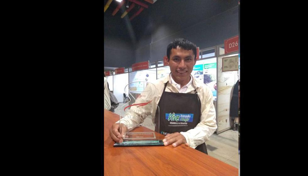 El mejor café del Perú es de Santa Teresa, Cusco. (Devida)