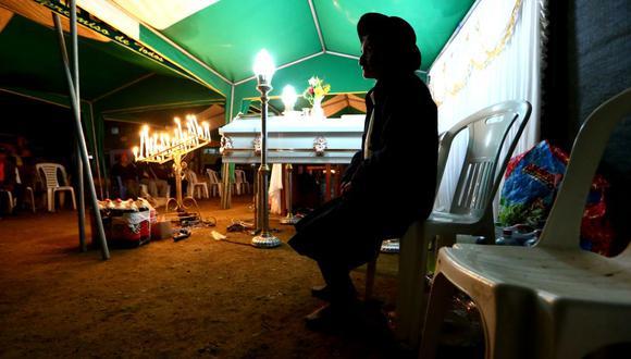 Los pobladores del distrito de Vizcatán del Ene fueron golpeados en mayo pasado cuando 16 personas murieron acribilladas por una columna terrorista de Sendero Luminoso.  (Foto referencial archivo: GEC)