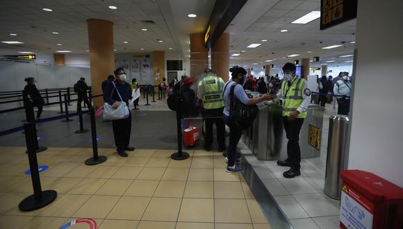 No se efectuarán los viajes hacia España, Francia, Países Bajos y Reino Unido. (Foto: Hugo Pérez / GEC)