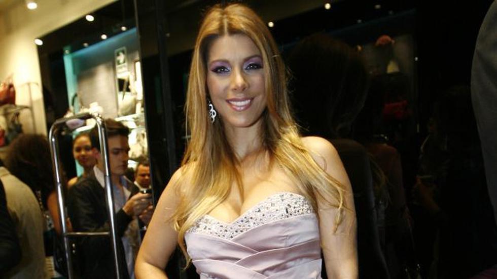 Viviana Rivasplata dejó zanjado su pasado con Roberto Martínez (USI)
