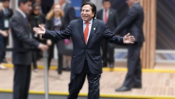 Alejandro Toledo, ex presidente del Perú. (Perú21)