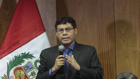 Germán Juárez, fiscal de lavado de activos, realizará preguntas a Barata y De Moura este 27 de febrero. (Perú21)