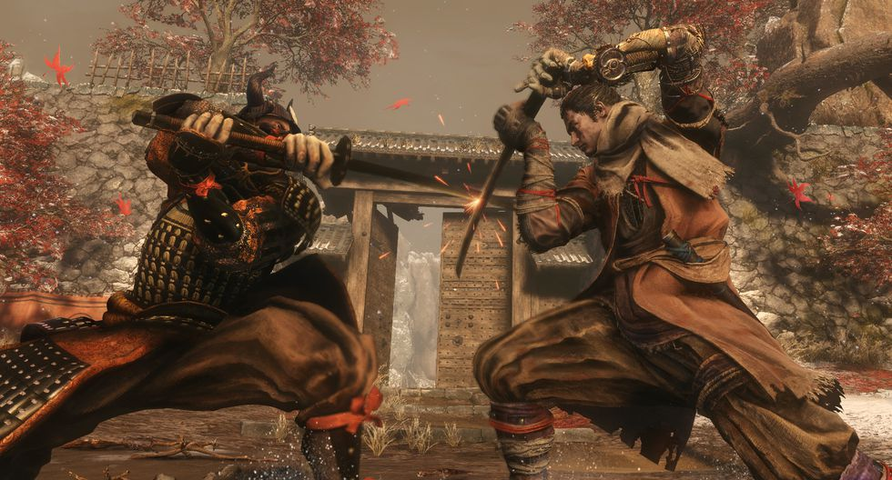 'Sekiro: Shadows Die Twice' el próximo 22 de marzo a PS4, Xbox One y PC.