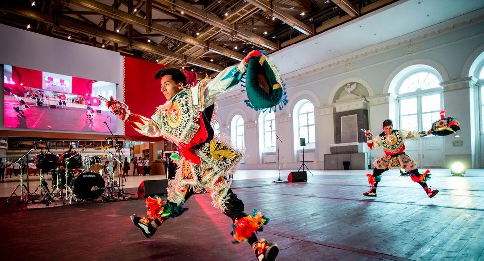 Casa Perú se luce en Moscú en el marco del Mundial Rusia 2018. (Promperú)