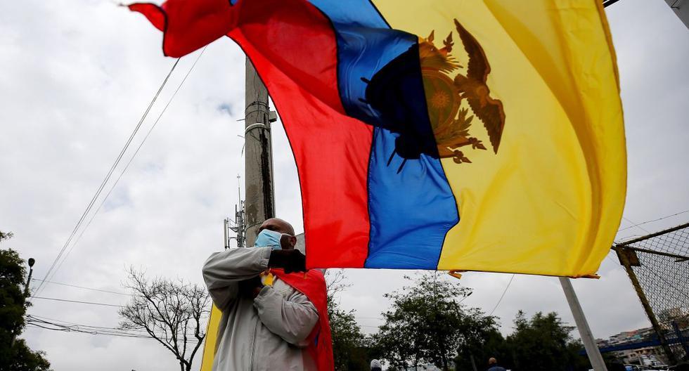 Ecuador decidió mantener el confinamiento para evitar la propagación del coronavirus. (EFE/ José Jácome).
