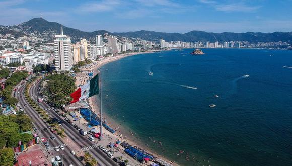 Acapulco registra, hasta el momento, se han reportado 820 casos confirmados de coronavirus y 69 muertes. (Keystone)