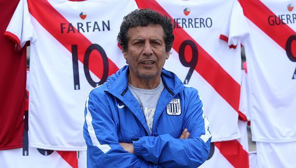 César Cueto pidió la convocatoria de Marcos Lliuya. (Foto: El Comercio)
