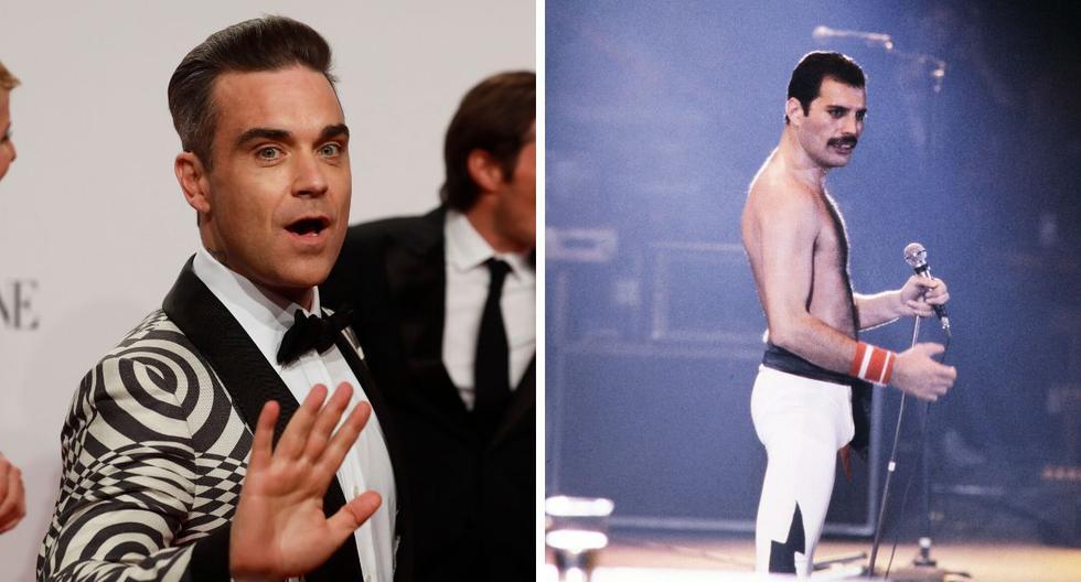 La propuesta se dio cuando Robbie Williams se encontraba en pleno apogeo en el 2001. (AFP).
