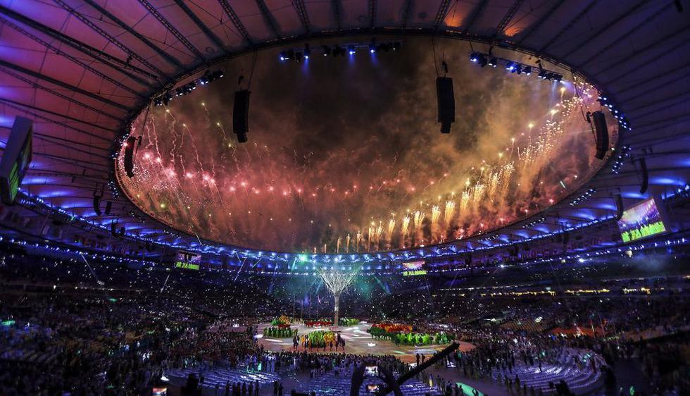 Río 2016: Así fue la impresionante clausura y la presentación de los Juegos Olímpicos Tokio 2020. (AFP)