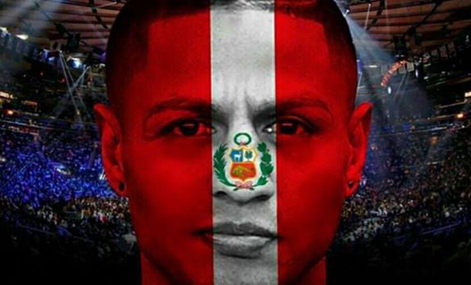 Jonathan Maicelo pelea esta noche contra Ray Beltrán, en la pelea previa por el título mundial. (Facebook Jonathan Maicelo)