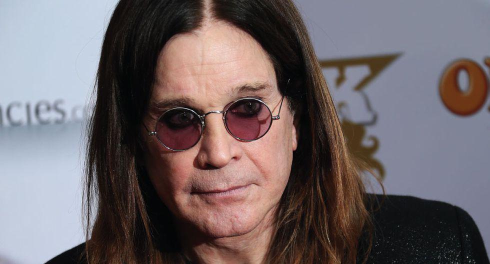 Ozzy Osbourne le era infiel a su esposa y según él, no podía evitarlo. (Difusión)
