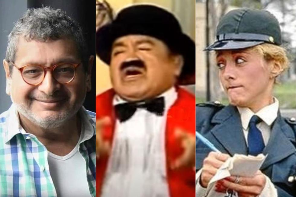 Tras el fallecimiento de Justo Espinoza Pelayo, mejor conocido como 'Petipán', recordamos a los actores cómicos del recordado programa que ya no están entre nosotros. (Foto: @rickytosso/Captura Panamericana)