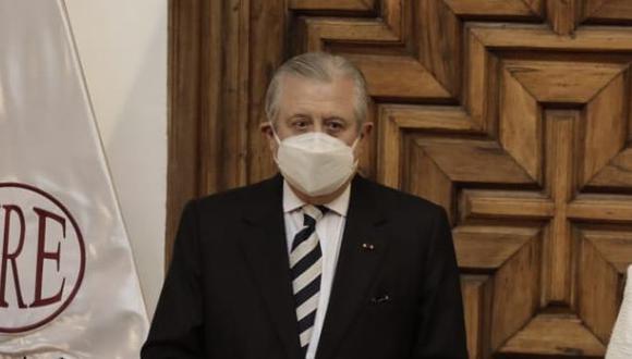Óscar Maúrtua se presentará ante la comisión desde las 3 de la tarde. (Foto: El Comercio)