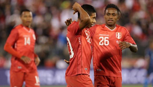Escucha la narración de los goles en el Perú vs. Estados Unidos. (Foto: Twitter Selección Peruana)