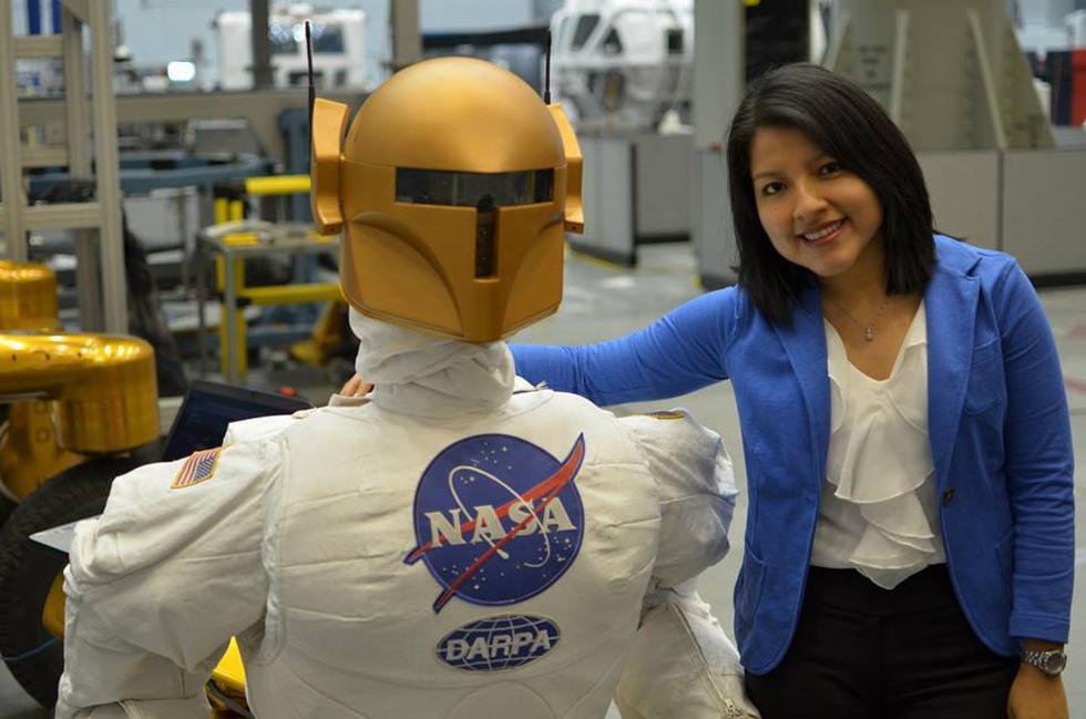 Rosa Ávalos, la peruana que participa de la primera misión tripulada de Spacex y NASA. (Facebook)