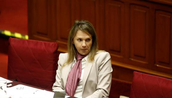 Luciana León solicitó su desafiliación partidaria en un intento de bloquear la expulsión (GEC).