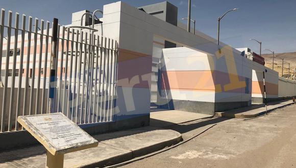 Miles esperan atenderse en el nuevo hospital (Perú21).