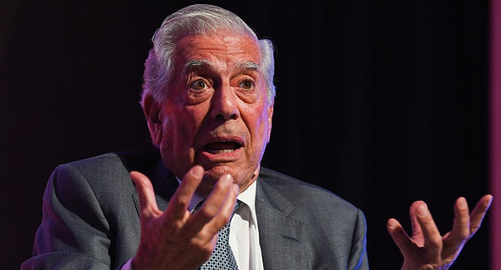 Mario Vargas Llosa. (Getty)