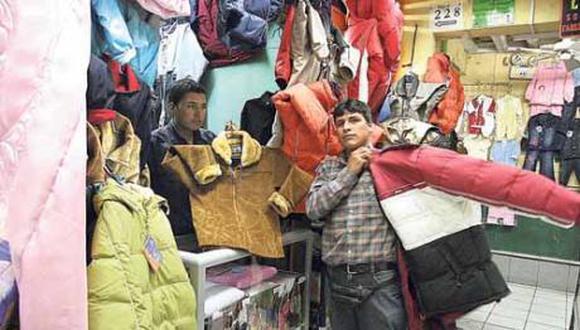 CCL estima que la facturación de prendas de vestir en la campaña del Día del Padre no llegaría a los niveles de prepandemia. (Foto: GEC)