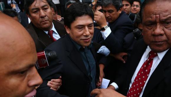 EL HERMANÍSIMO. Alexis Humala seguirá bajo la lupa pública. (Rafael Cornejo)