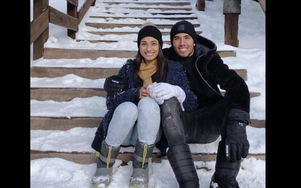 Sergio Peña anunció en su cuenta de Instagram que será padre por primera vez. (Instagram)