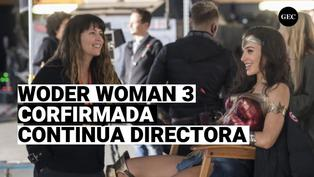 Wonder Woman 3: Confirma su producción por directora Patty Jenkis