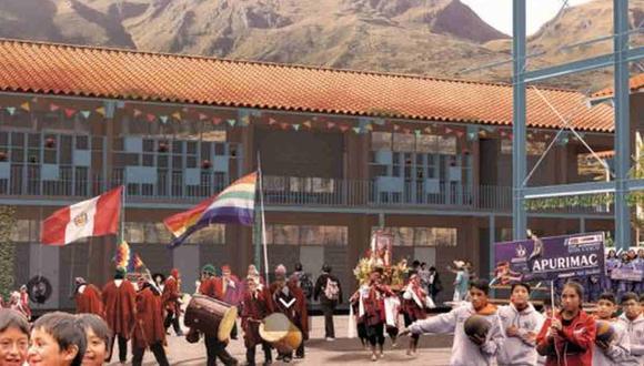 Escuelas Bicentenario: esta es la maqueta ganadora para la infraestructura de los colegios en la sierra.