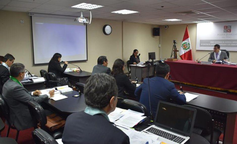 El juez Jorge Chávez notificará a las partes su pronunciamiento. (Poder Judicial)