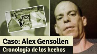 Alex Gensollen: así fueron los últimos minutos del hombre que murió en un centro comercial