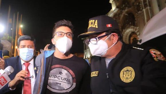 De acuerdo con el Ministerio Público, Ezeta Gómez estaba siendo investigado como presunto autor del delito contra la administración pública en la modalidad de desobediencia y resistencia a la autoridad en agravio del Estado. (Foto: César Von Bancels/GEC)