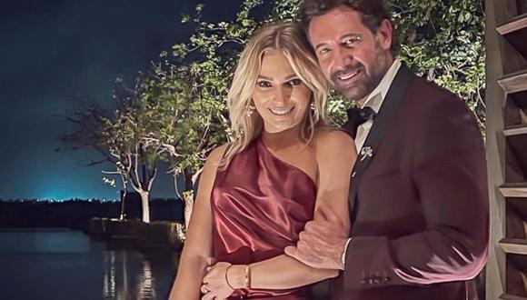 "Irina Baeva y Gabriel Soto se conocieron en 2016 cuando ambos protagonizaron la telenovela ""Vino el amor"", (Foto: Irina Baeva/ Instagram)"