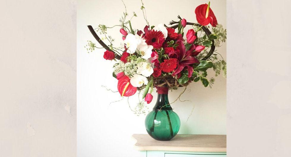 Fiestas Patrias Decora Con Flores Y Dale Un Toque Especial