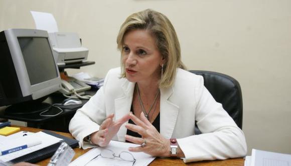 Pilar Nores defendió la ONG que maneja. (Perú21)