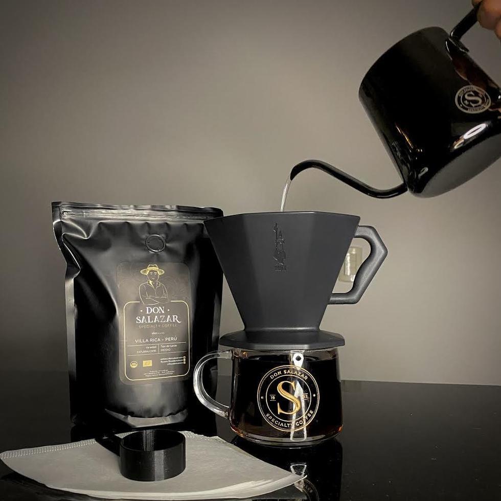 El café es de Villa Rica.