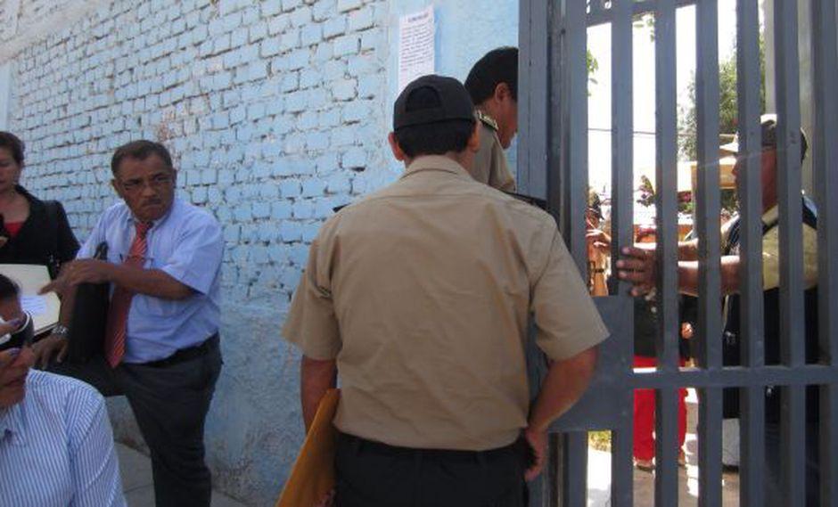 Centro de rehabilitación José Abelardo Quiñones. (USI)