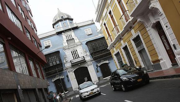 Zona de la capital en los ojos de los grandes inversionistas. (Perú21)