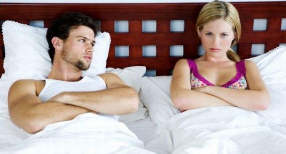 Las preocupaciones afectan desempeño sexual. (Internet)