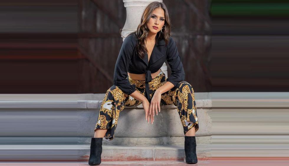 """Melody Calderón Vega es la tercera candidata del certamen """"Reina de Reinas"""", en el que se elegirá a las nueva Miss Perú 2019. (Foto: @melodycalderonv)"""