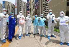 Coronavirus en Perú: 151 pacientes se recuperaron y fueron dados de alta